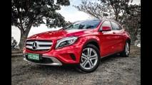 Mercedes GLA 250 com motor de 211 cv chega ao Brasil em abril