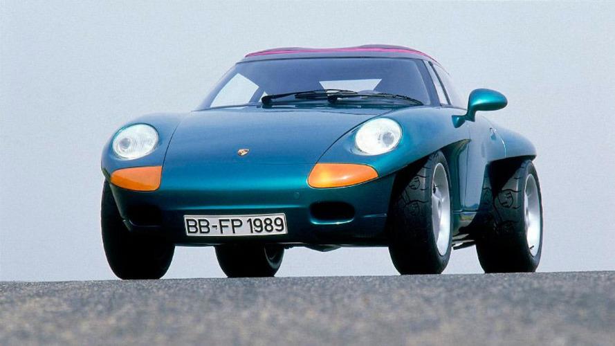 Unuttuğumuz Konseptler: 1989 Porsche Panamericana