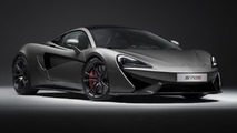 Track Pack'li McLaren 570S Coupe