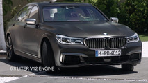 BMW M760Li xDrive video