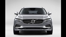 Vazou: nova perua Volvo V90 aparece em primeiras fotos oficiais