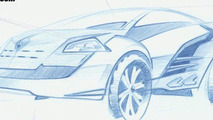 Fiat Adventure Concept sketch