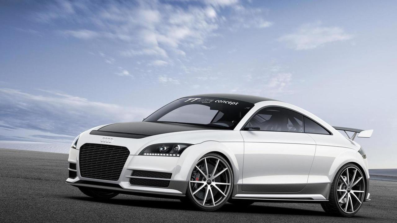 Audi TT ultra quattro concept 25.04.2013
