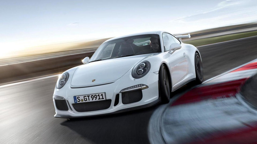 Porsche shows 2014 911 GT3 technical highlights in latest video