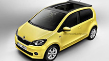 Skoda Citigo Soft Top / Theophilus Chin