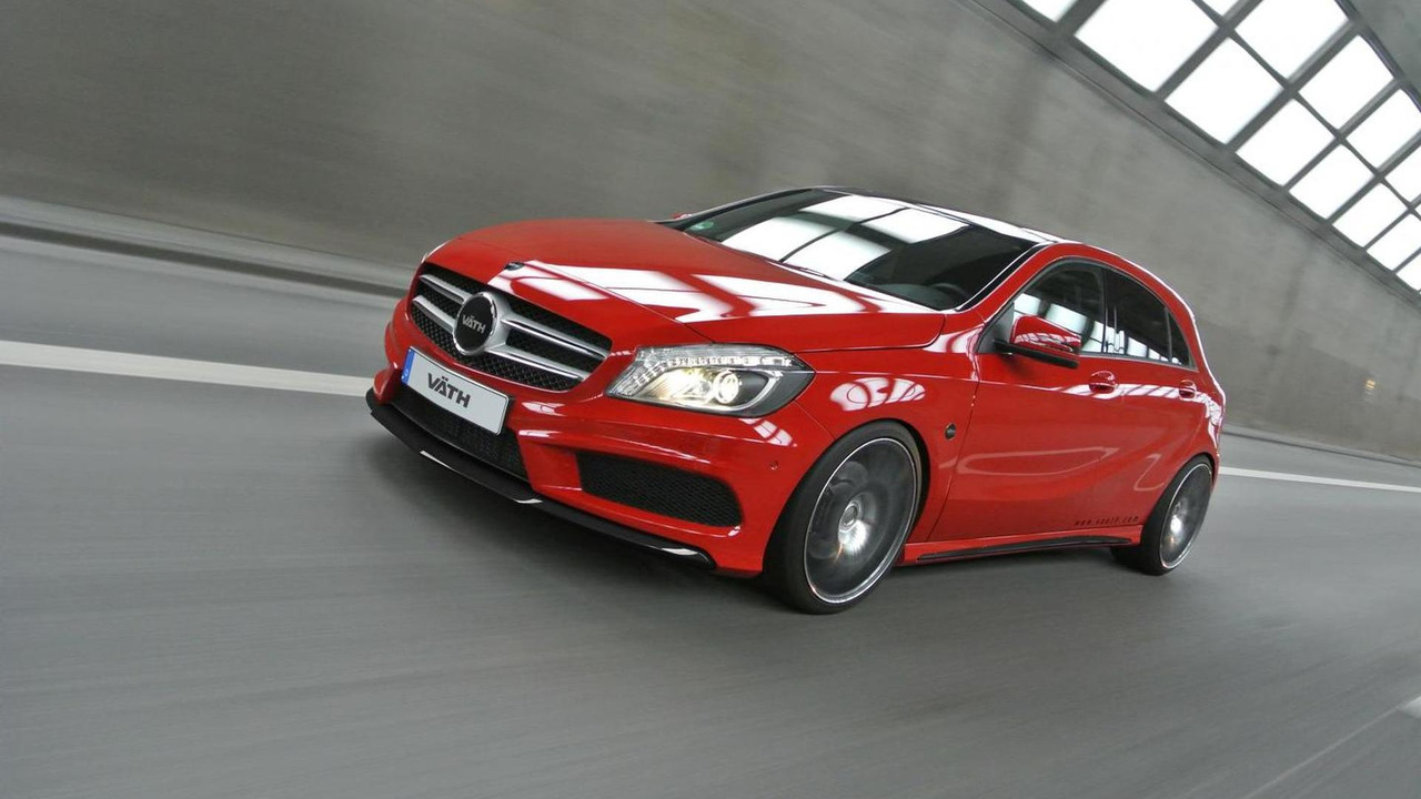 Mercedes-Benz A-Class V25 Reloaded by VÄTH