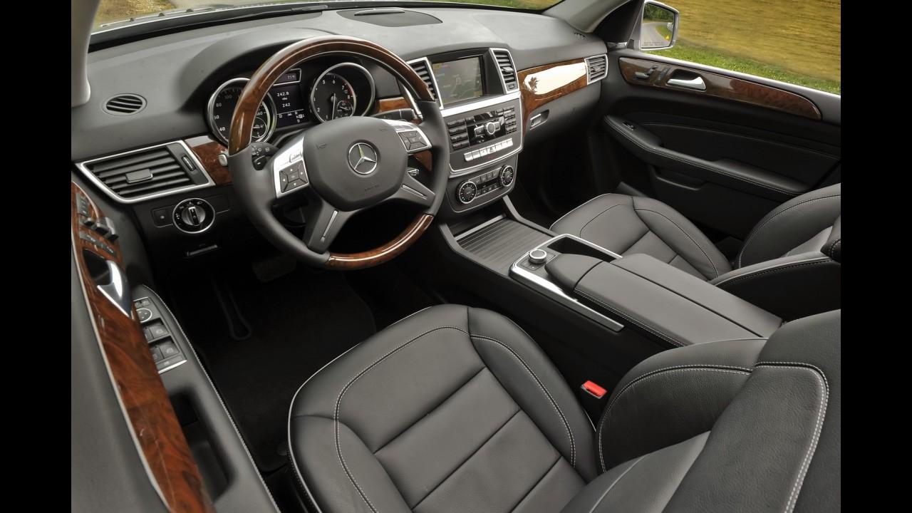 Mercedes-Benz confirma lançamento do novo Classe M para o segundo semestre no Brasil