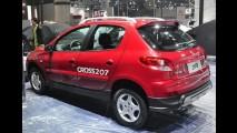 Peugeot 207 Cross: versão com visual aventureiro é lançada na China