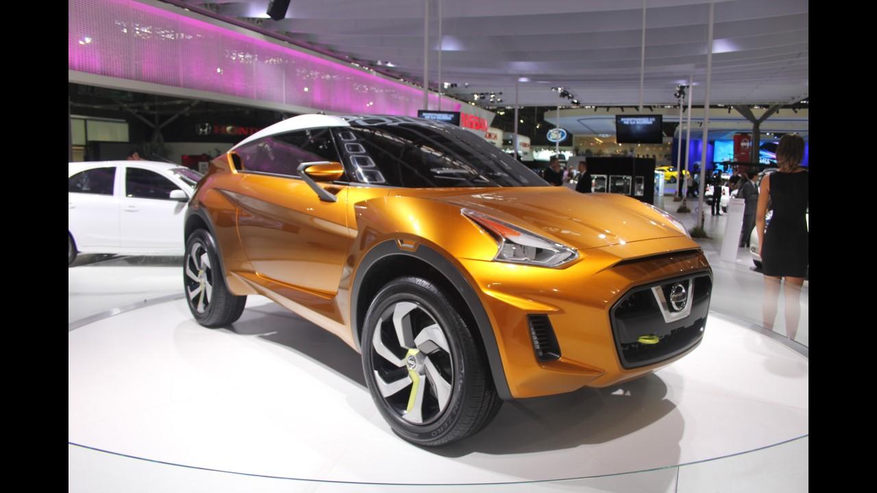 Vídeo: Nissan mostra desenvolvimento do conceito Extrem no Brasil