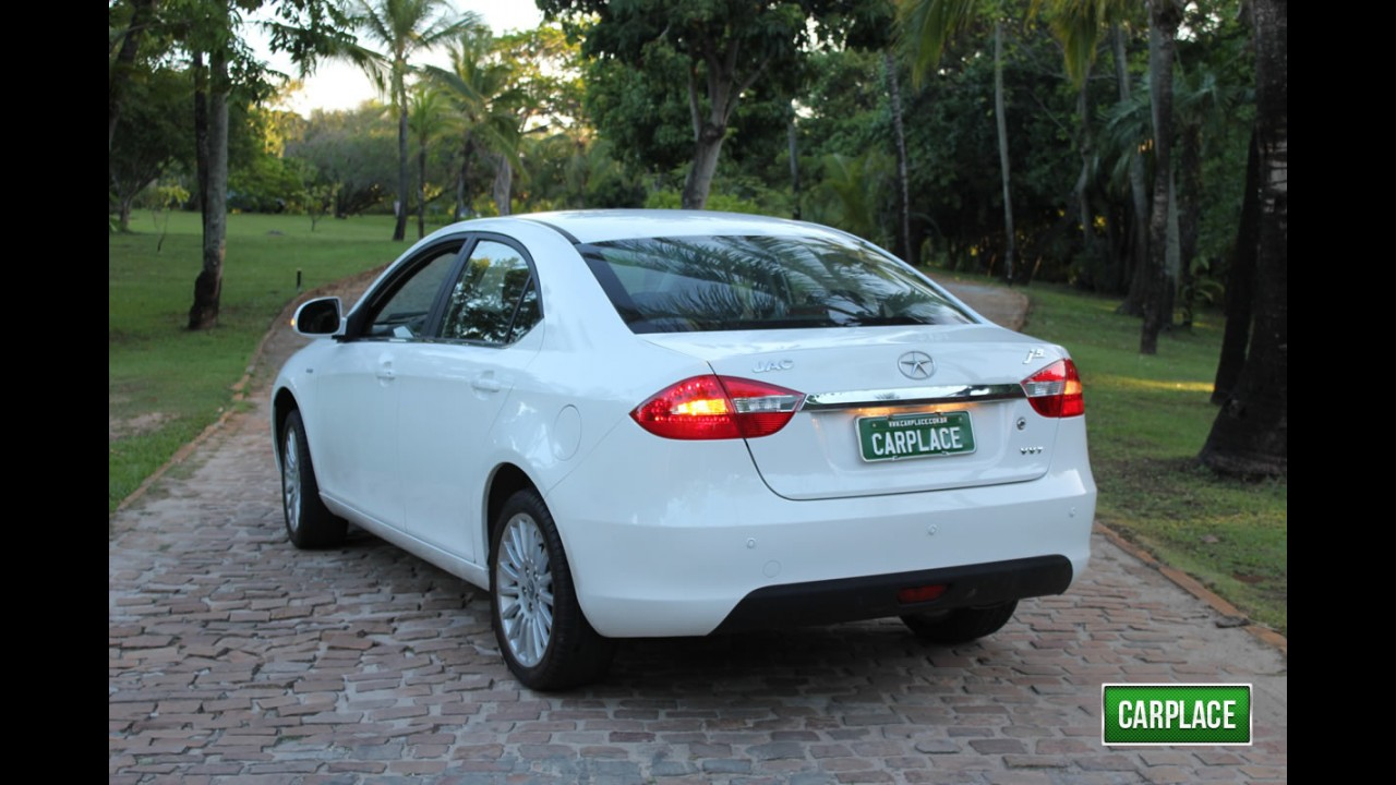 JAC J5 tem preço promocional de R$ 46.990 até o fim de julho