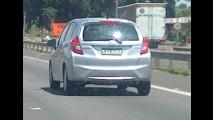 Flagra: novo Honda Fit brasileiro pode ter apenas motor 1.5