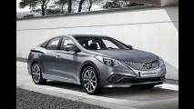 Este é o novo Hyundai Azera reestilizado - veja fotos