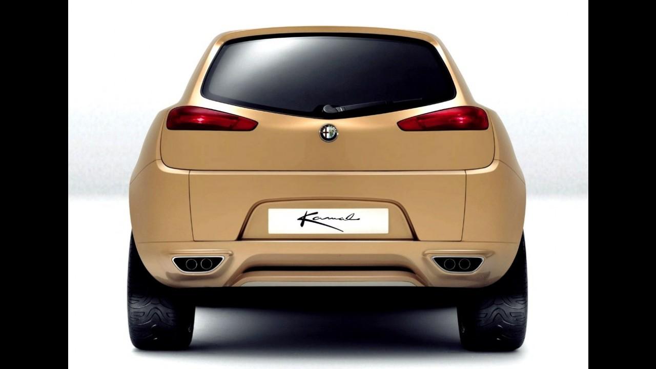 Alfa Romeo confirma lançamento de um SUV até 2015