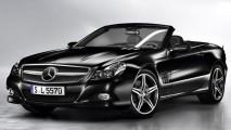 Traje de gala: Mercedes SLK e SL em edições especiais