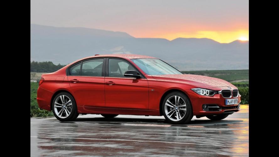 Super Galeria de Fotos: BMW Série 3 2012