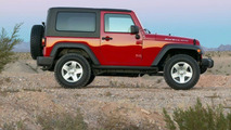 All New 2007 Jeep Wrangler