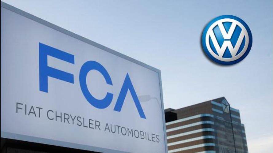 Volkswagen è interessata a Fiat, ma il Lingotto smentisce