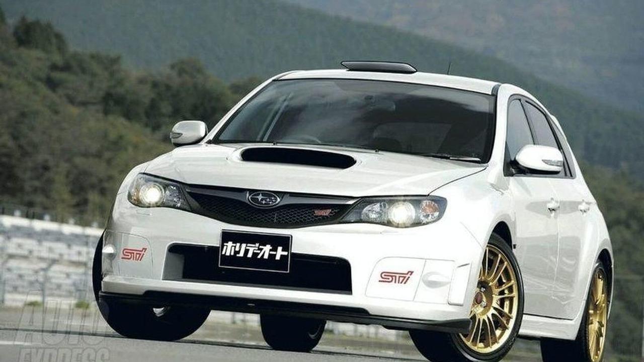Subaru STI Spec C