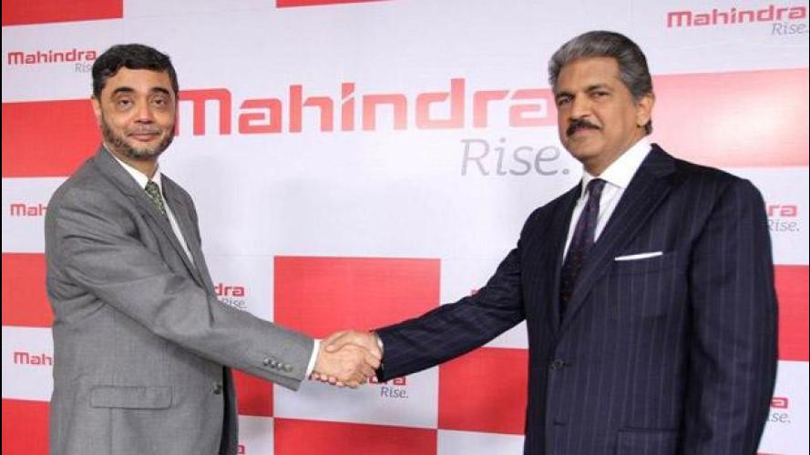 Mahindra cambia marchio