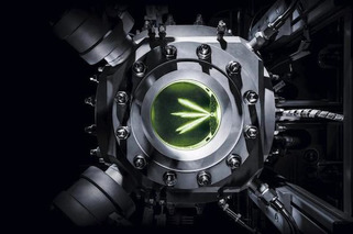 Audi Engineers Use Glass Combustion Chamber to Test New Synthetic Fuel