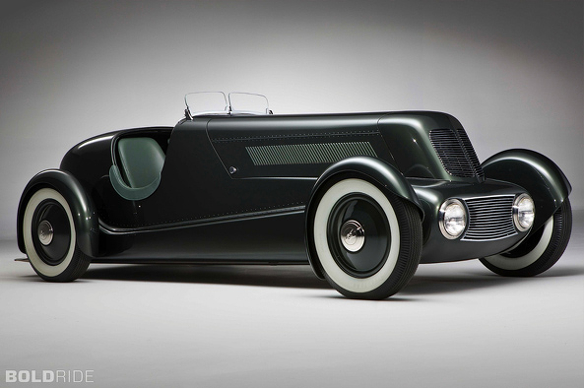 Jaw Dropper: 1934 Ford Model 40 Special Speedster