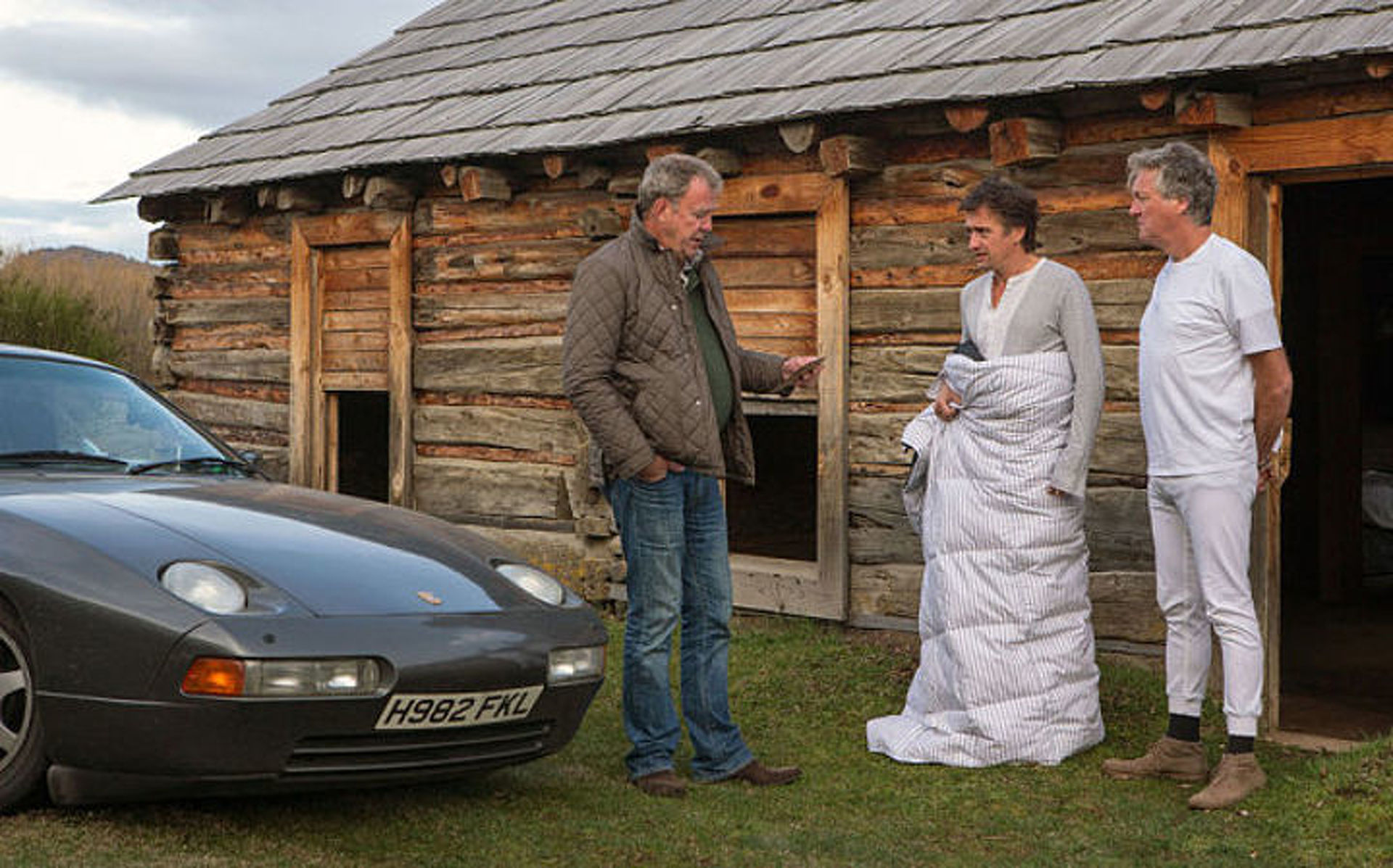 Jeremy Clarkson Could Face 3 Years in Prison over Argentina Fiasco