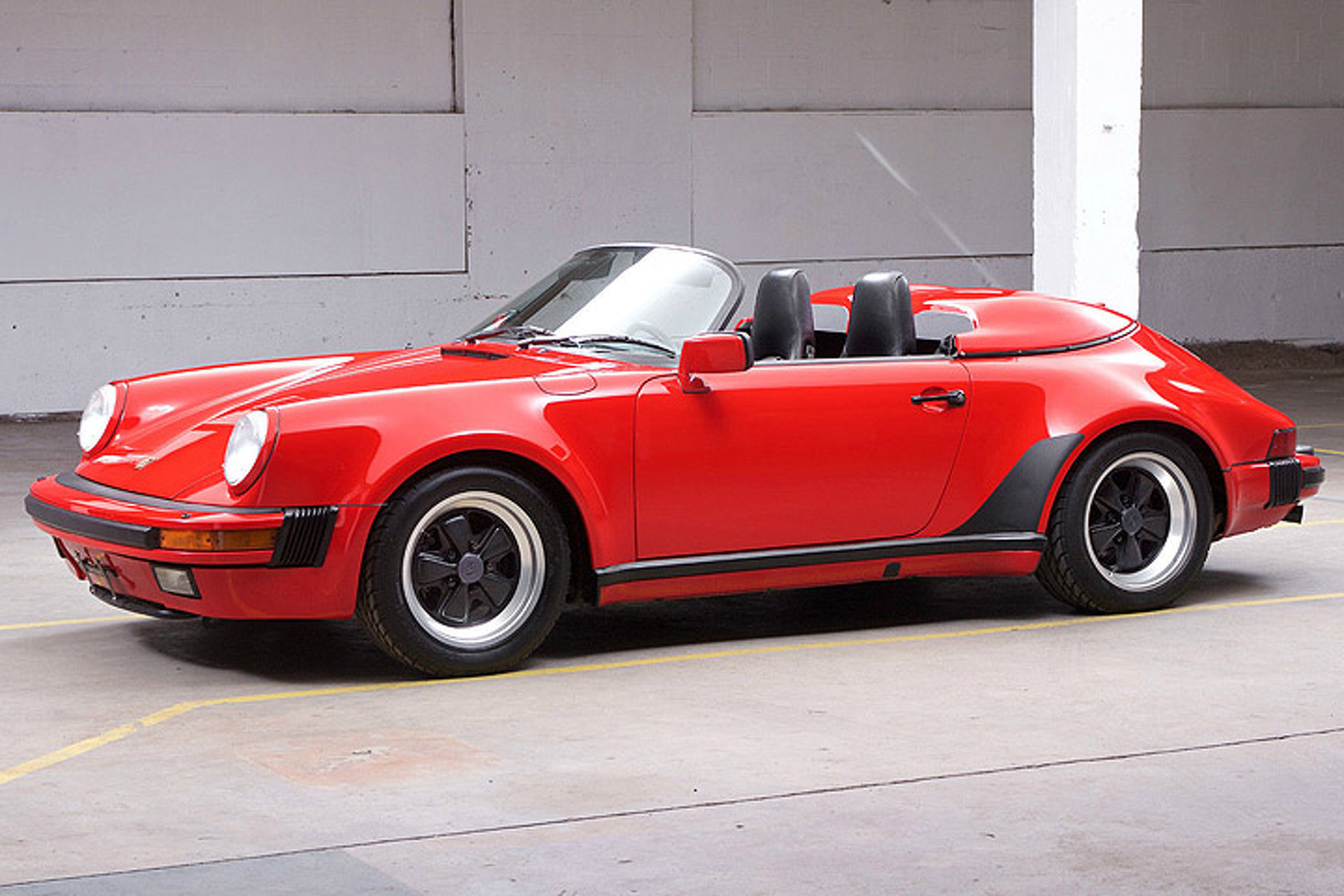 The 1989 Porsche Sdster is a Beauty, 30 Years in the Making