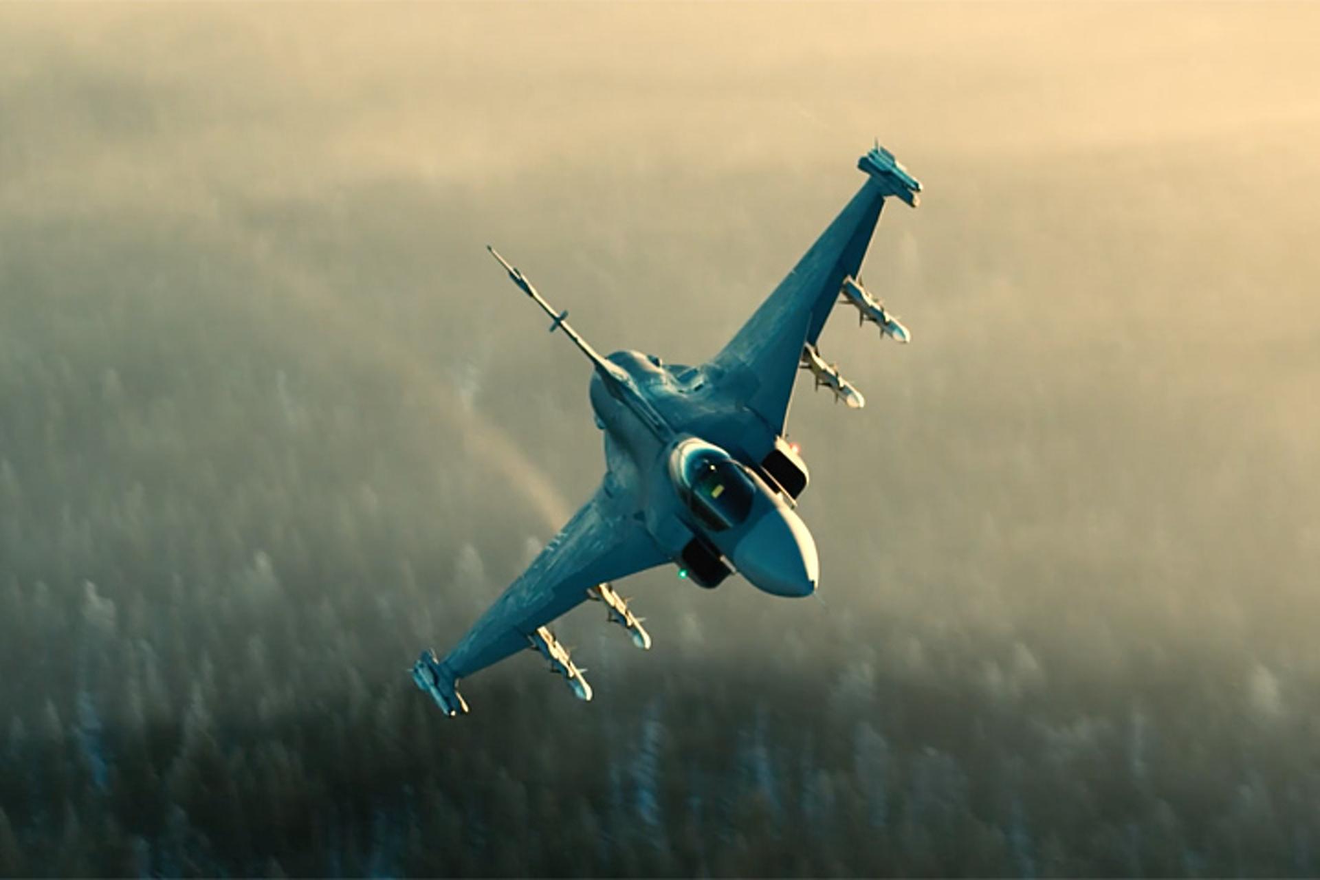 Saab Uçak