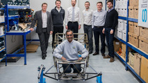 Caterham Seven new ultra-lightweight chassis