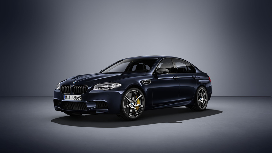 BMW M5 Competition Edition hits 100 kph in just 3.9 seconds