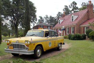 Taxi, Taxi! Hitch a Ride in Hoyt's 1979 Checker Marathon: Your Ride