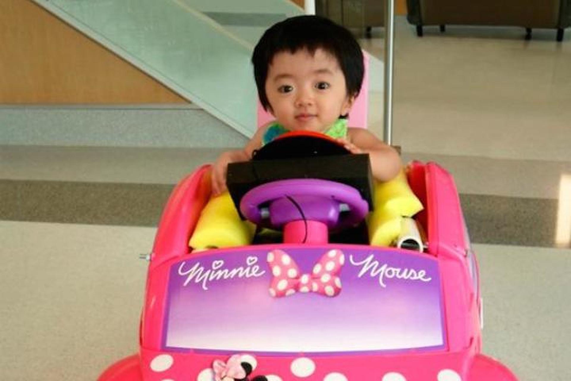 GoBabyGo Brings Affordable Mobility to Disabled Children