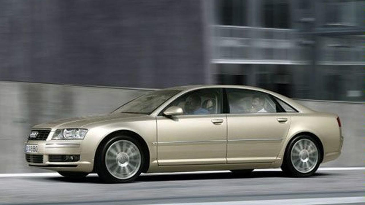 Audi A8L 4.0 TDI