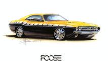 Foose and Unique Performance 1970 Dodge Challenger