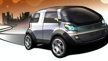 Mitsubishi Concept- EZ MIEV