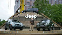 Jeep Patriot and Jeep Compass Point Brand into New Territory