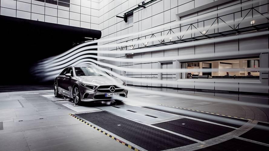 Mercedes Classe A Sedan 2019 teasers