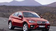 New BMW X6 Xdrive50i