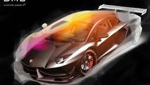 DMC teases their Lamborghini Aventador LP988 Edizione GT
