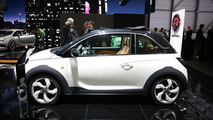 Opel Adam ROCKS at 2014 Geneva Motor Show