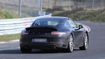 2015 Porsche 911 facelift spy photo