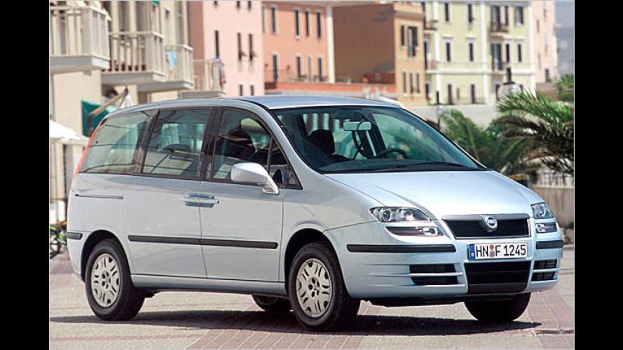 Aus weniger mach mehr: Neuer Diesel für den Fiat Ulysse