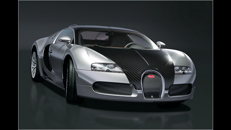 Bugatti Veyron 16.4 Pur Sang: Sportler reinsten Wassers