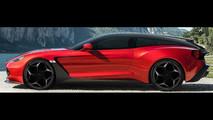 Aston Martin Vanquish Zagato Shooting Brake