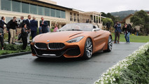 "BMW Z4 Concept: More ""Dynamic,"" Close To Production"