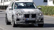 BMW X5 M 2018 fotos espía