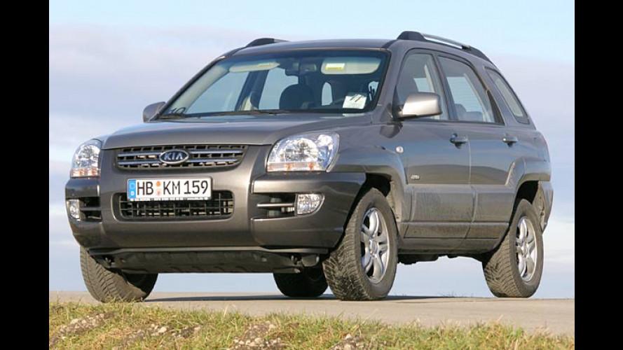 Kia: Diesel-Modelle werden ab Herbst 2005 rußfrei