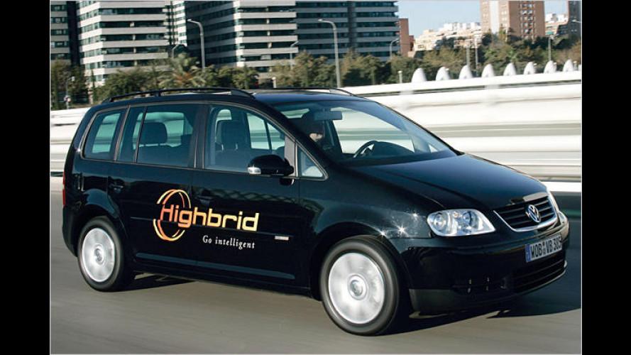 Volkswagen macht sich mit Hybridantrieb fit für die Zukunft