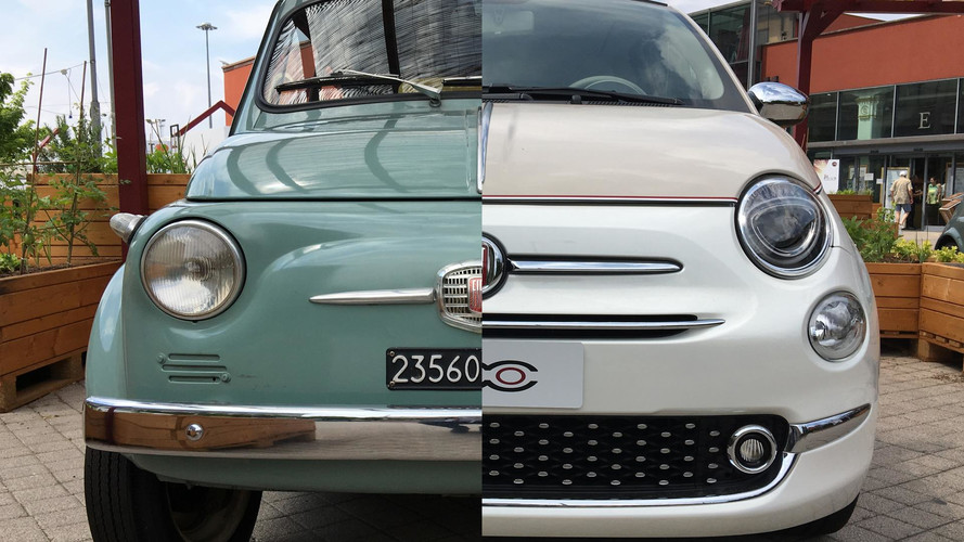 Happy 60th Birthday To The Fiat 500