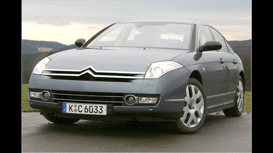 Citroën C6 Exclusive 3.0 V6 im Test: Rückkehr zu alter Größe